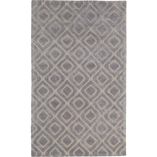 Glam Tufted 5' x 8' Area Rug - Smoke