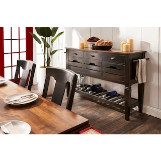 Adler Sideboard - Black
