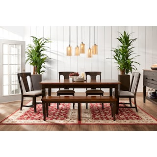 The Adler Dining Collection