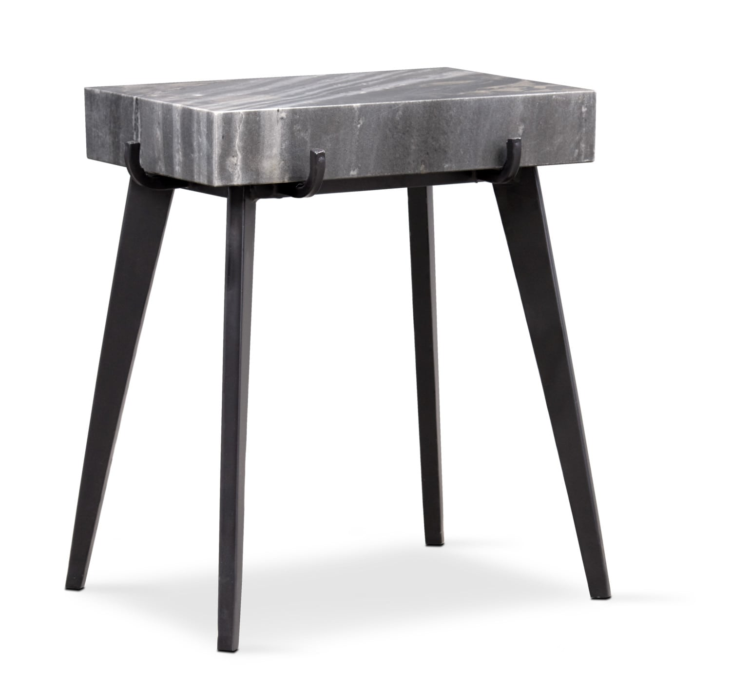 Accent and Occasional Furniture - Mod Rectangular Accent Table - Marble