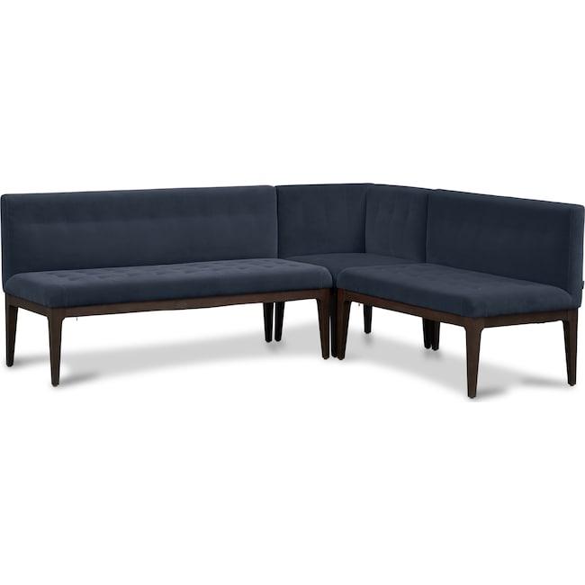 Dining Room Furniture - Artemis Corner Banquette