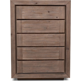 Henry Chest - Rustic Brown
