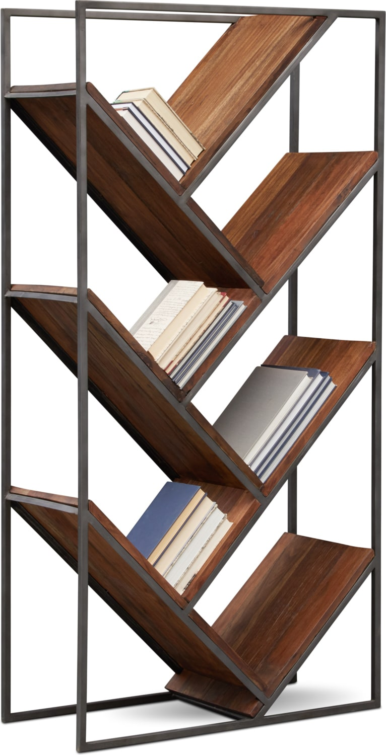 Accent and Occasional Furniture - Woodford Bookcase