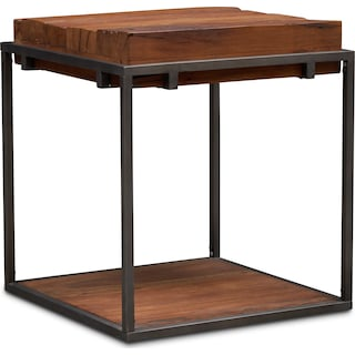 Woodford End Table