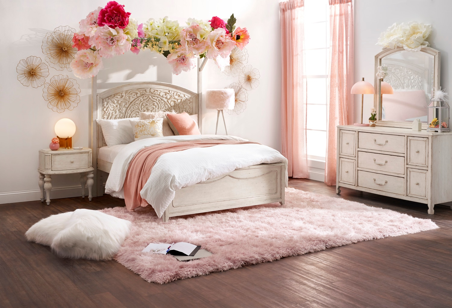 The Florence Bedroom Collection