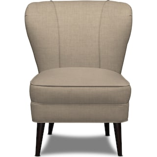Gwen Accent Chair - Millford II Toast