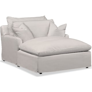Plush Chaise - Anders Ivory