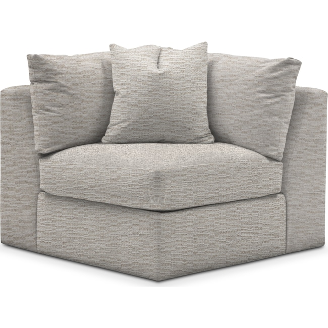 Living Room Furniture - Collin Corner Chair