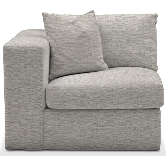 Living Room Furniture - Collin Left Arm Facing Chair