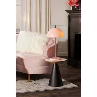 Table Lamp - Blush