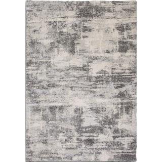 Granada 5' x 8' Area Rug - Ivory/Gray