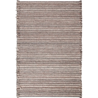 Lifestyle Area Rug - Gray/Brown/Ivory