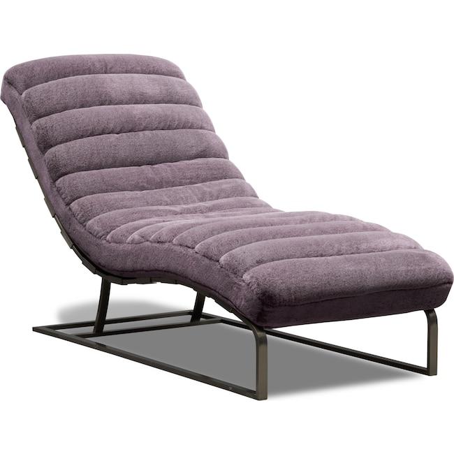 Remarkable Faux Fur Lounge Chaise Gray Machost Co Dining Chair Design Ideas Machostcouk