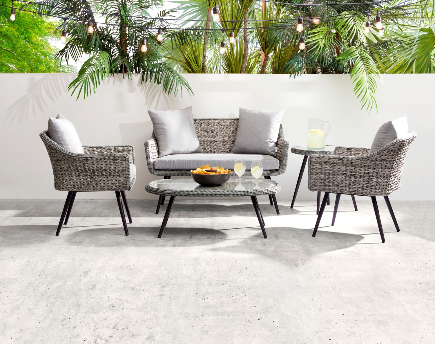 The Palm Outdoor Collection