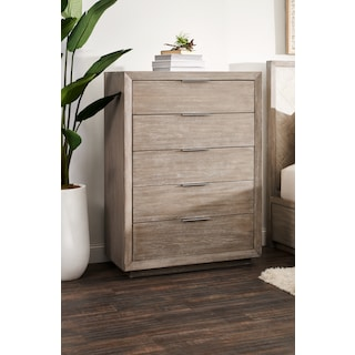 Zen Chest - Urban Gray