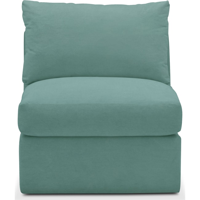 Living Room Furniture - Collin Armless Chair