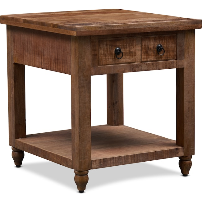 Accent and Occasional Furniture - Ellis End Table