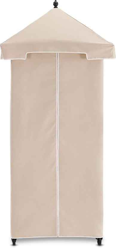 Outdoor Furniture - Aldo Outdoor Towel Valet - Sand