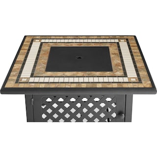 Brizo Fire Table