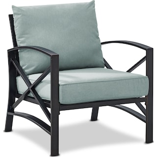 Clarion Outdoor Chair - Mist