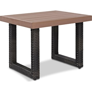 Tethys Outdoor End Table