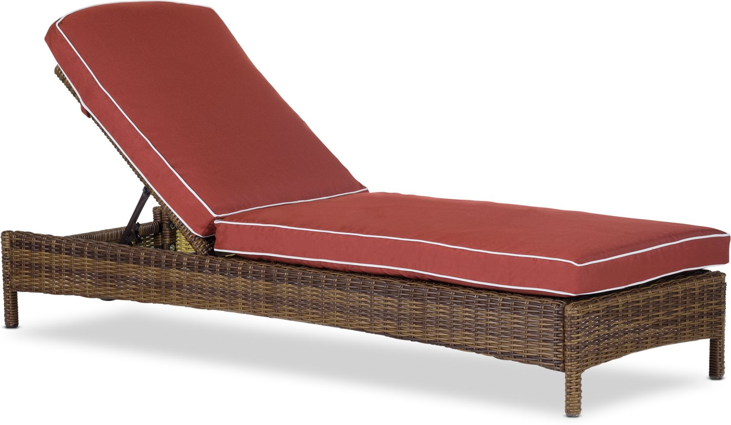 Outdoor Furniture - Jonah Outdoor Chaise Lounge