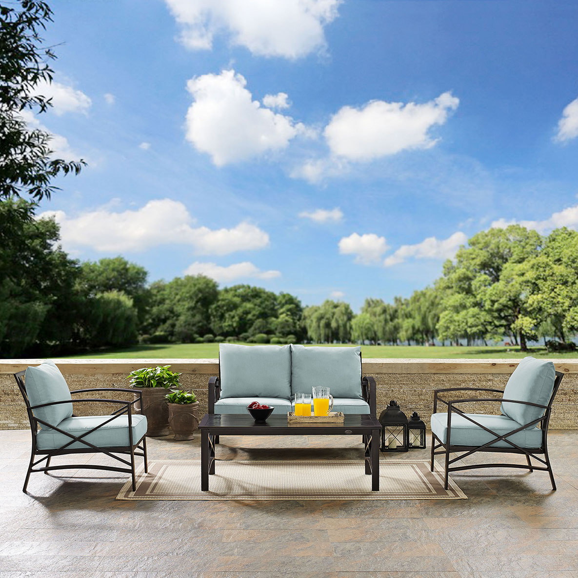 The Clarion Outdoor Collection