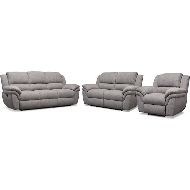 Fabulous Aldo Manual Reclining Sofa Loveseat And Recliner Machost Co Dining Chair Design Ideas Machostcouk