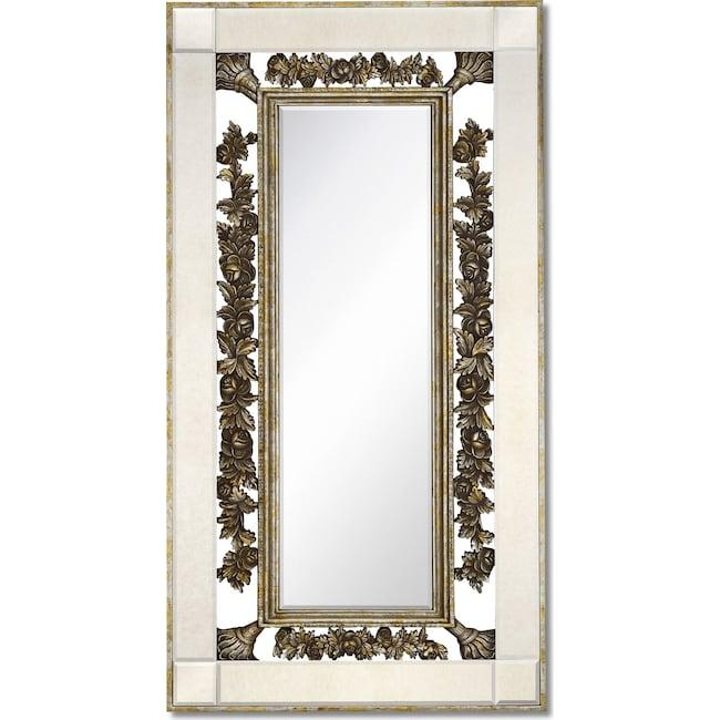 Home Accessories - Antique Floor Mirror