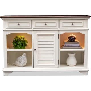 Charleston Sofa Table - White