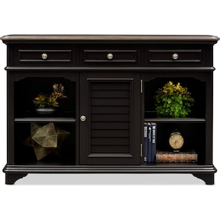 Charleston Sofa Table - Black