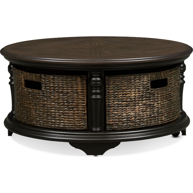 Accent and Occasional Furniture - Charleston Coffee Table