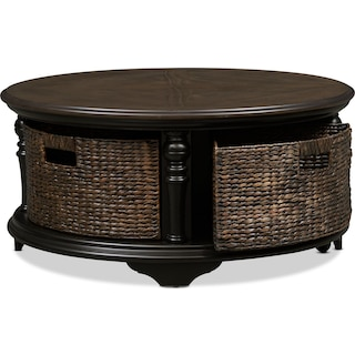 Charleston Round Coffee Table