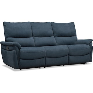 Maddox Manual Reclining 2-Piece Sofa