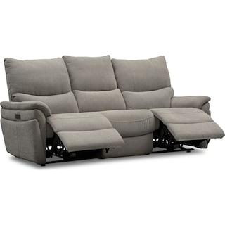 Maddox 2-Piece Triple-Power Reclining Sofa