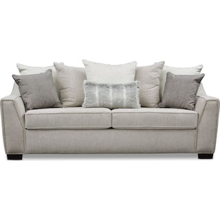 Roxie Sofa - Gray