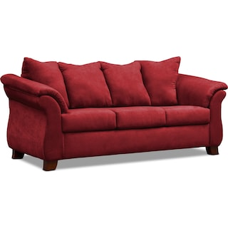 Adrian Sofa - Red