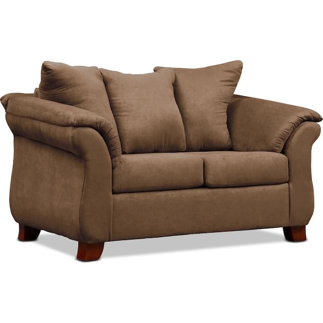 Living Room Furniture - Adrian Loveseat