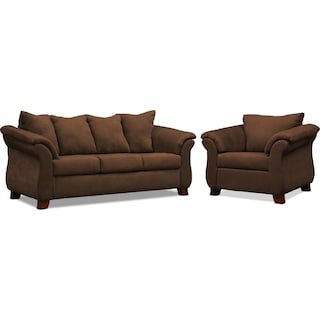 Adrian Sofa and Chair Set