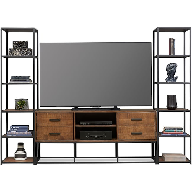 Entertainment Furniture - Carter Entertainment Center