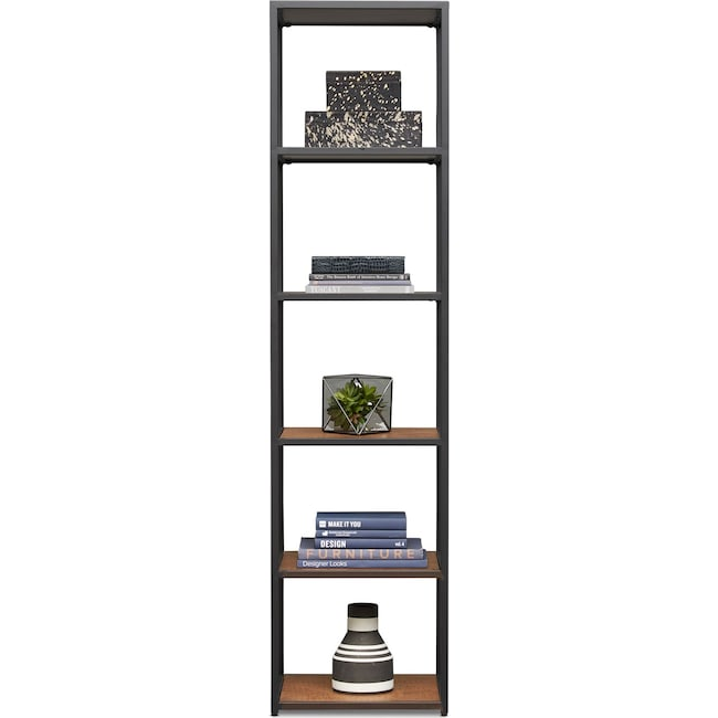 Accent and Occasional Furniture - Carter Pier Bookshelf