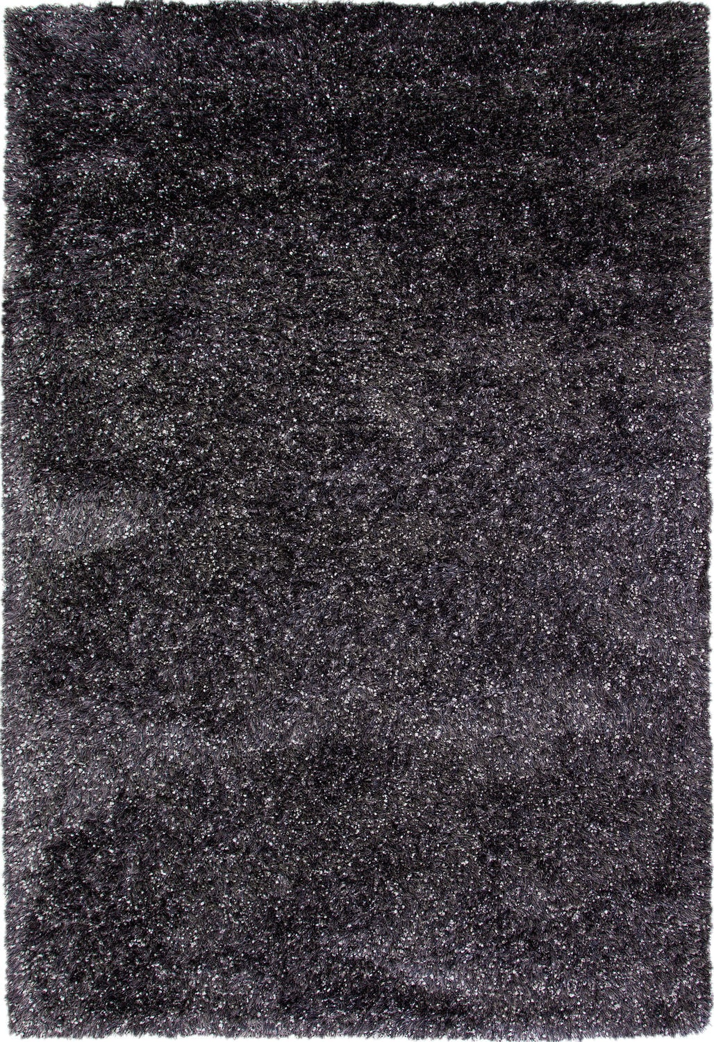 Rugs - Lifestyle Shag Area Rug - Charcoal