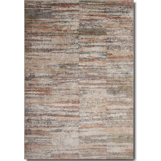 Rugs - Sonoma 8' x 10' Area Rug - Pink/Blue