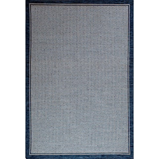 Dune 8' x 10' Indoor/Outdoor Rug - Blue