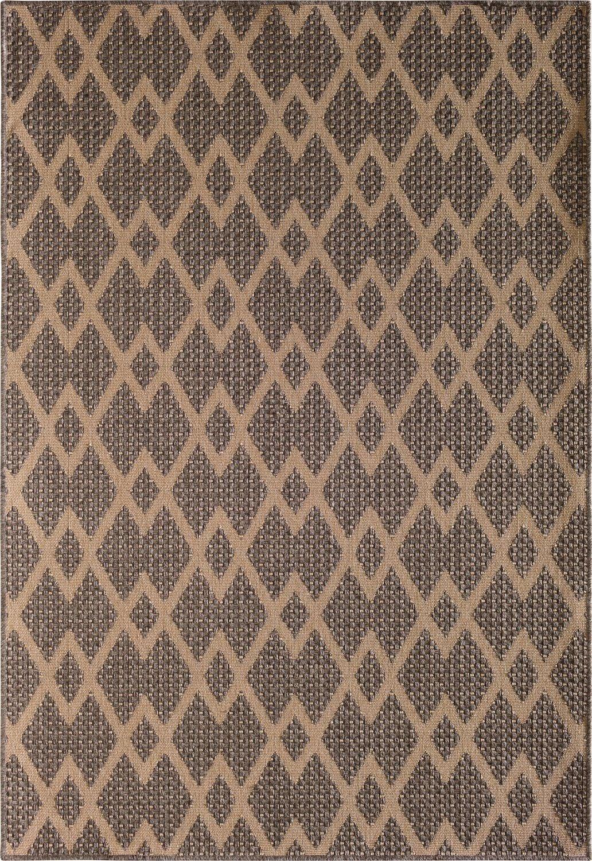 Outdoor Furniture - Palermo Indoor/Outdoor Rug - Gray