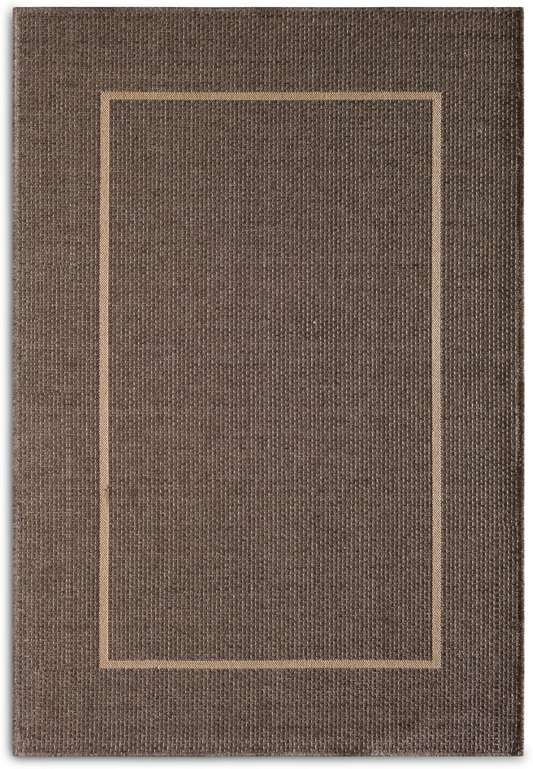 Outdoor Furniture - Pebble Indoor/Outdoor Rug - Gray