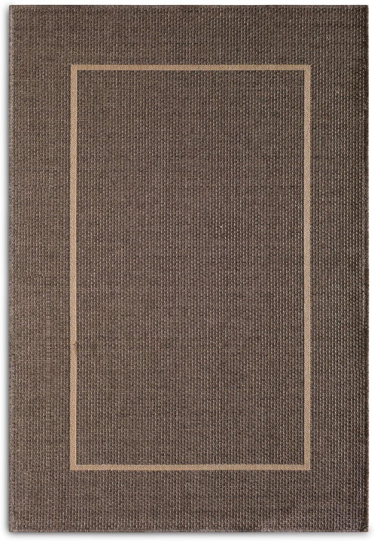 Outdoor Furniture - Pebble Indoor/Outdoor Rug - Gray