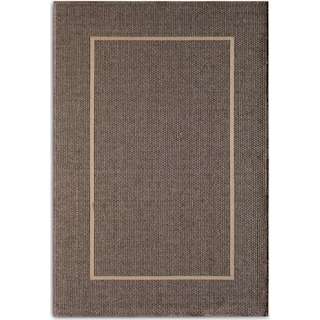 Pebble 9' x 12' Indoor/Outdoor Rug - Gray