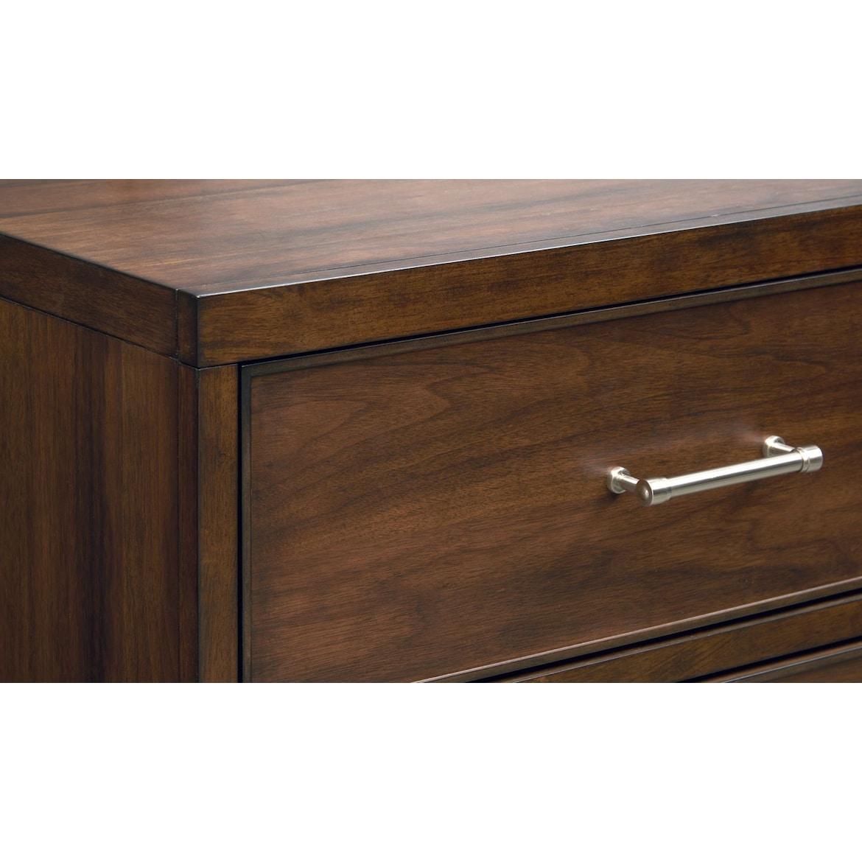 Sullivan 5 Piece Upholstered Bedroom Set With Storage