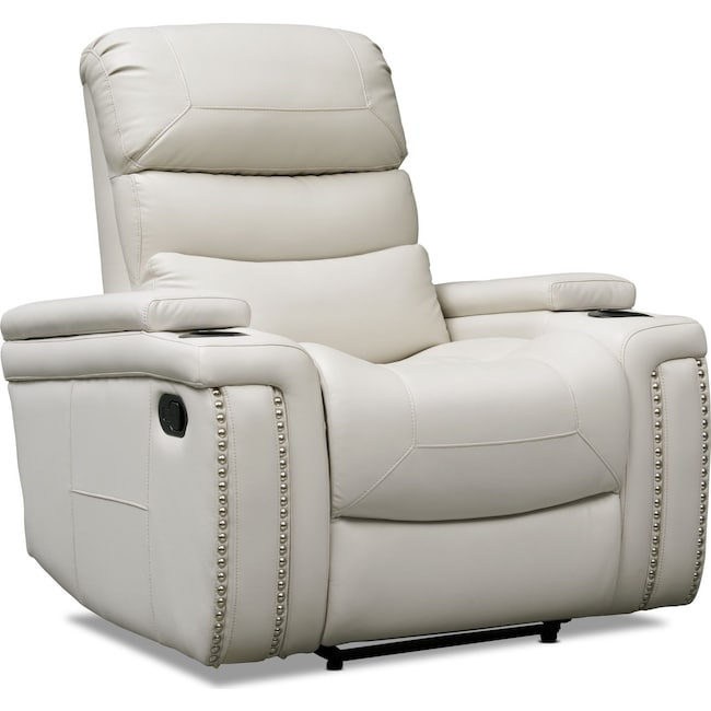 Living Room Furniture - Jackson Manual Recliner